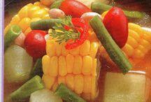 masakan sayur