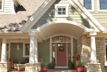 Custom Homes & Interior Design / Custom homes exterior and interior designs.
