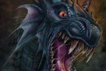 Inspiration: Dragons