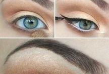 Bra ögonmake för blå ögon