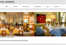 Responsive Web Design / Examples for German websites built with www.xsmobi.com, a responsive website builder. | Beispiele für 'Responsive Websites' der Tourismuswerbung Dr. Ritter, die mit Mobihexer erstellt wurden.