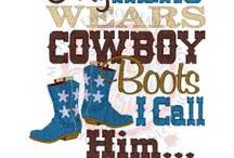 My Western Heart // Cowboy Quotes