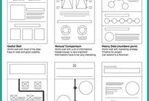 info flow sheets