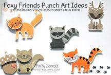 SU Foxy Friends