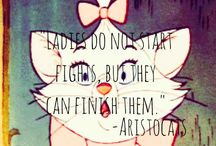 Disney Quotes  / by Julia Weinhoffer