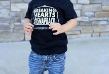 Rad Clothes for Logan