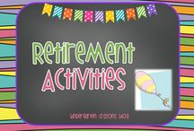 Retirement Ideas / As my teaching friends retire I need lots of great ideas for great retirement parties.