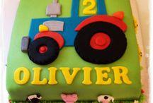 Tårtor till barn