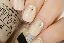 Nail design and make up