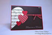 Anniversary / Wedding / Love Cards