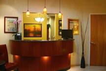 Chapel Hill Advanced Dentistry / Our practice is warm and inviting.  We want our patients to feel comfortable and relaxed.