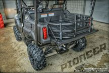 2016 Honda Pioneer 700-4 SxS / UTV / Side by Side ATV / 2016 Pioneer 700-4 Review of Specs / Pictures / Videos / Parts & Accessories plus more at www.HondaProKevin.com