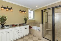 Bathrooms - GMD Designed