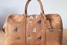 Savanna collection / Savanna travel bags