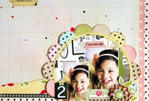 Scrapbook Pages - 1 / by twinsonboard