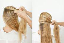Hair and Make-up ❤️