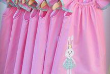 vestido de nenas