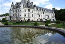 Castillos medievales / Castillos de Francia