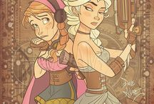 disney steampunk