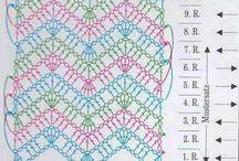 Crochet tutoriales-patrones / by SILVIA PEREIRA