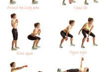 H-Kettlebell Exercises / by Holly Potter