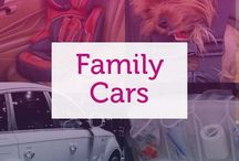 Family Cars / Family cars, safety advice, storage solutions and in car entertainment ideas for your children.