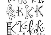 Szép betűk