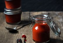 Marinades, Dressings, Spices and Sauces / by Laura Ferreira