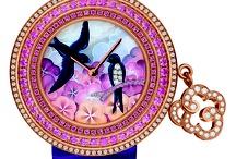 VAN CLEEF & ARPELS 2013 / The Novelties of Van Cleef & Arpels (SIHH 2013). Women's Watches