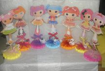Raylee's Lalaloopsy Party / by Rachel Mask