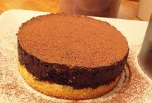Sucré - Gâteaux desserts