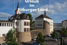 Urlaub in der Eifel - Bitburger Land / Das Bitburger Land lockt mit einer herrlichen Naturlandschaft, Ruhe und idyllischen Orten.