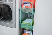 Organizing Ideas from Wisconsin Homemaker / These are my favorite organizing tips, ideas, and hacks for your home and garden.