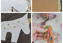 Maskotki i zabawki / wykroje i tutoriale na zwierzaki, potworki, literki, metkowce, przytulaki, książeczki manipulacyjne i inne zabawki