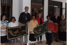 Huria Kristen Batak Protestan / Walking together with our companion synod, the HKBP on the island of Sumatra in Indonesia