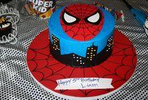 Τούρτες spiderman