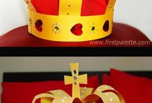 Crowns for kids to make