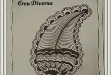 mijn creaties. Atelier Crea Diversa / Www.crea-diversa.nl