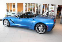 2015 Corvette / Check out our New and Used Corvettes available at BILL STASEK CHEVROLET  located in Wheeling, Illinois.  We are the Largest corvette dealer in the central region! #1 Corvette Dealer in Illinois! #1 Volume Corvette Dealer in USA!  847-537-7000 www.stasekchevrolet.com