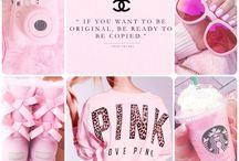 Pink věci