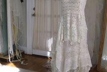 Crochet novia