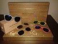 marwood / Χειροποίητα ξύλινα γυαλιά ηλίου