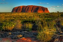 Travel - Australia / Gribbs Vision Board - Travel