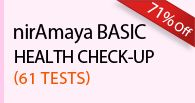 Buy Executive health check up / Niramaya Healthcare - Buy Executive Health Check Up ... www.niramayahealthcare.com/tests/packages Niramaya Path Lab offers Executive health check up buy programs and Pre-Employment Health Check-ups and Preventive/buy executive with wholebody