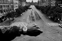 Photographer Josef Koudelka / https://en.wikipedia.org/wiki/Josef_Koudelka