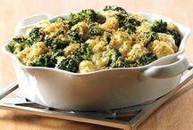 Veggie dishes