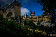 Palacio de Pena w Sintrze / Jeden z najbardziej charakterystycznych pałaców w Sintrze - Pałac Pena, który góruje nad Sintrą. Zobacz zachwycające zdjęcia oraz dowiedz się więcej o historii pałacu, cenach biletów lub o tym, jak dojechać do Palacio de Pena w Sintrze. Zapraszamy: http://infolizbona.pl/sintra-palac-pena-przewodnik-informacje-praktyczne/