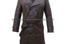 Kate Beckett Castle Quilted Trench Coat / Get this stylish Castle Stana Katic Brown Coat at most affordable price from Sky-Seller and avail free shipping.