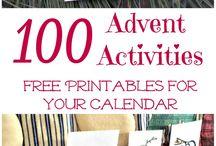 activities for advent calendar