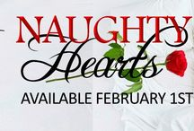 Naughty Hearts / Inspiration the the boxed set, Naughty Hearts. Naughty Hearts is an upcoming Valentine's Day themed release from The Naughty Literati.